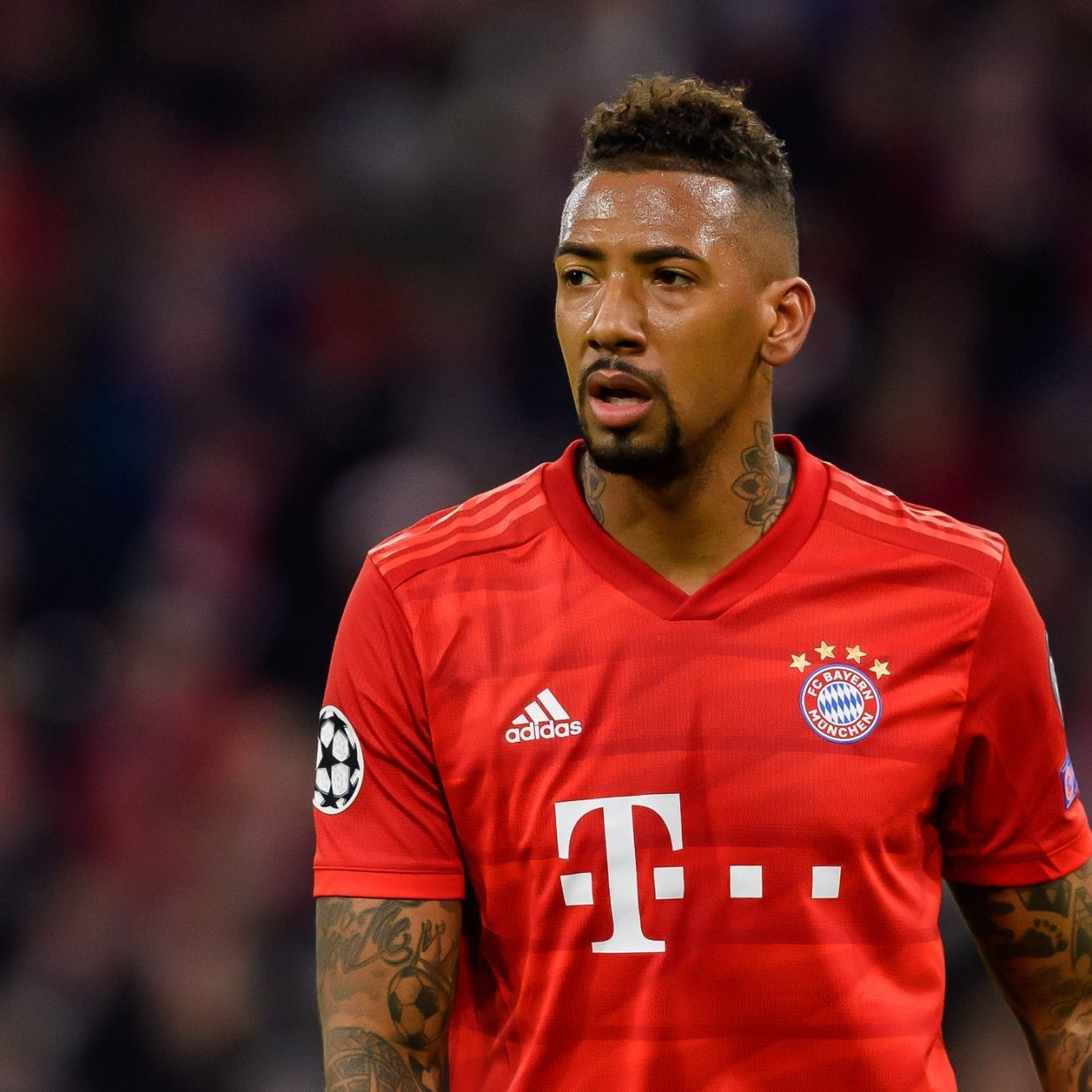 BOATENG WON'T SAY NO TO PREMIER LEAGUE MOVE
