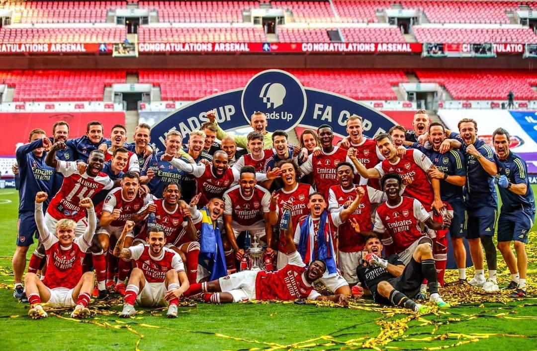 Arsenal win record-extending 14th FA Cup
