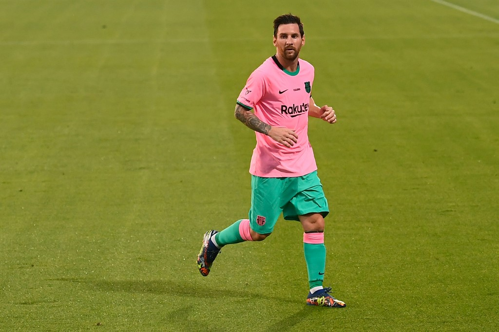 Messi scores as Barcelona win Friendly