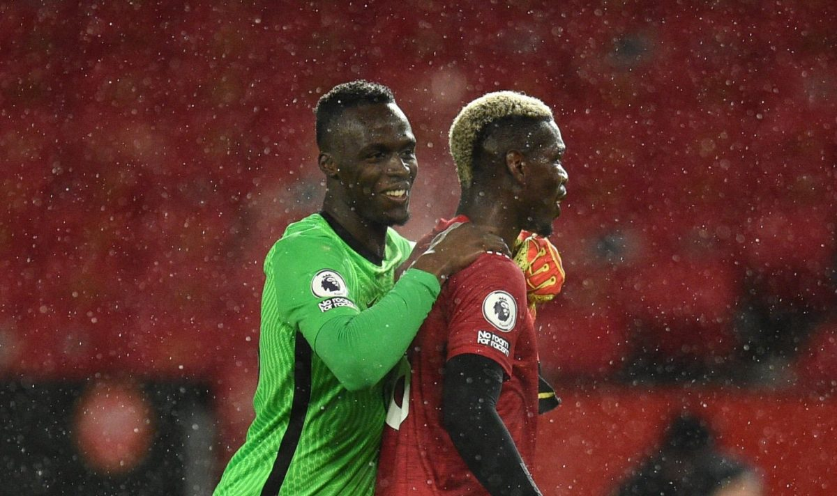 MENDY DENIES UNITED AS CHELSEA FORCE RED DEVILS TO BARREN DRAW.