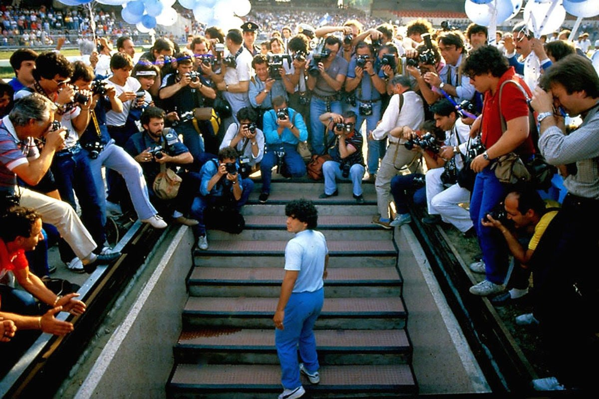 Football legend Diego Maradona dies from heart attack aged 60