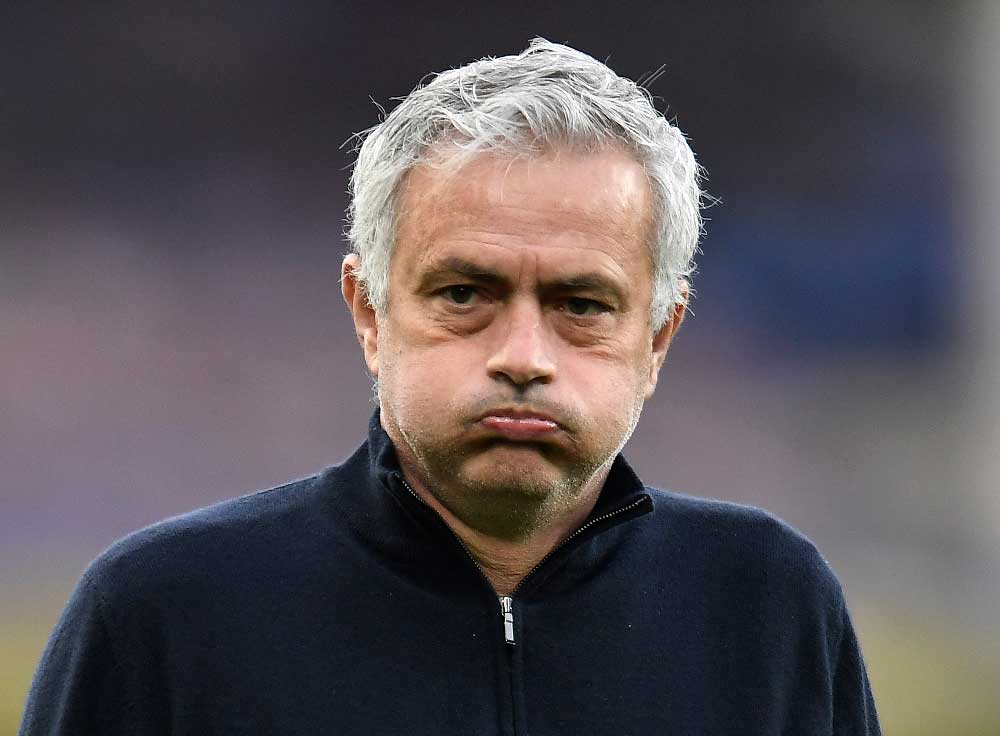 AS ROMA APPOINTS JOSE MOURINHO AS THEIR NEW MANAGER AHEAD FOR 2021/2022 SERIE A SEASON