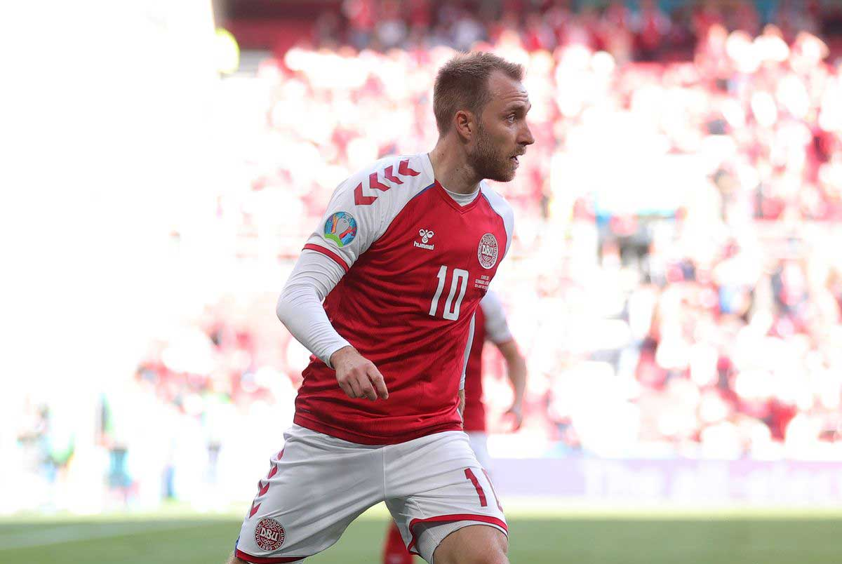 ERIKSEN TO HAVE HEART STARTER DEVICE IMPLANTED