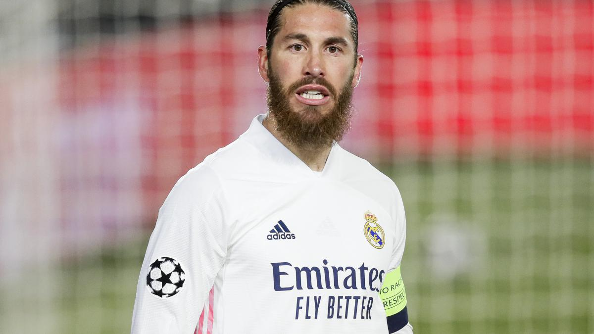 SERGIO RAMOS SET TO LEAVE REAL MADRID AFTER SIXTEEN YEARS WITH THE SPANISH CLUB