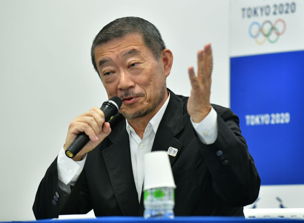TOKYO 2020 OPENING CEREMONY DIRECTOR SACKED ONE DAY BEFORE EVENT