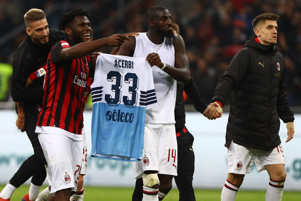 AC Milan players targeted with racism in consecutive games