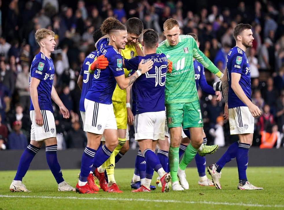CARABAO CUP: LEEDS EDGE PAST FULHAM WITH SHOOT-OUT SUCCESS