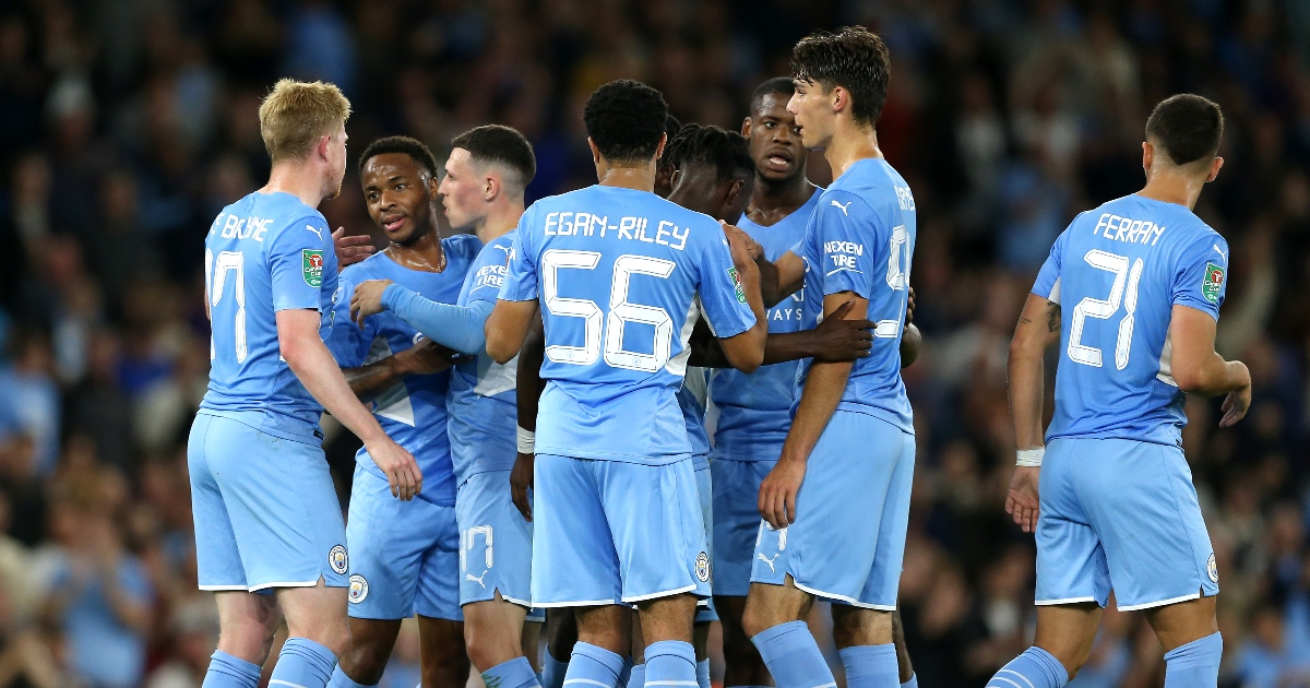 MANCHESTER CITY YOUNGSTERS SHINE IN CARABAO CUP WIN AGAINST WYCOMBE